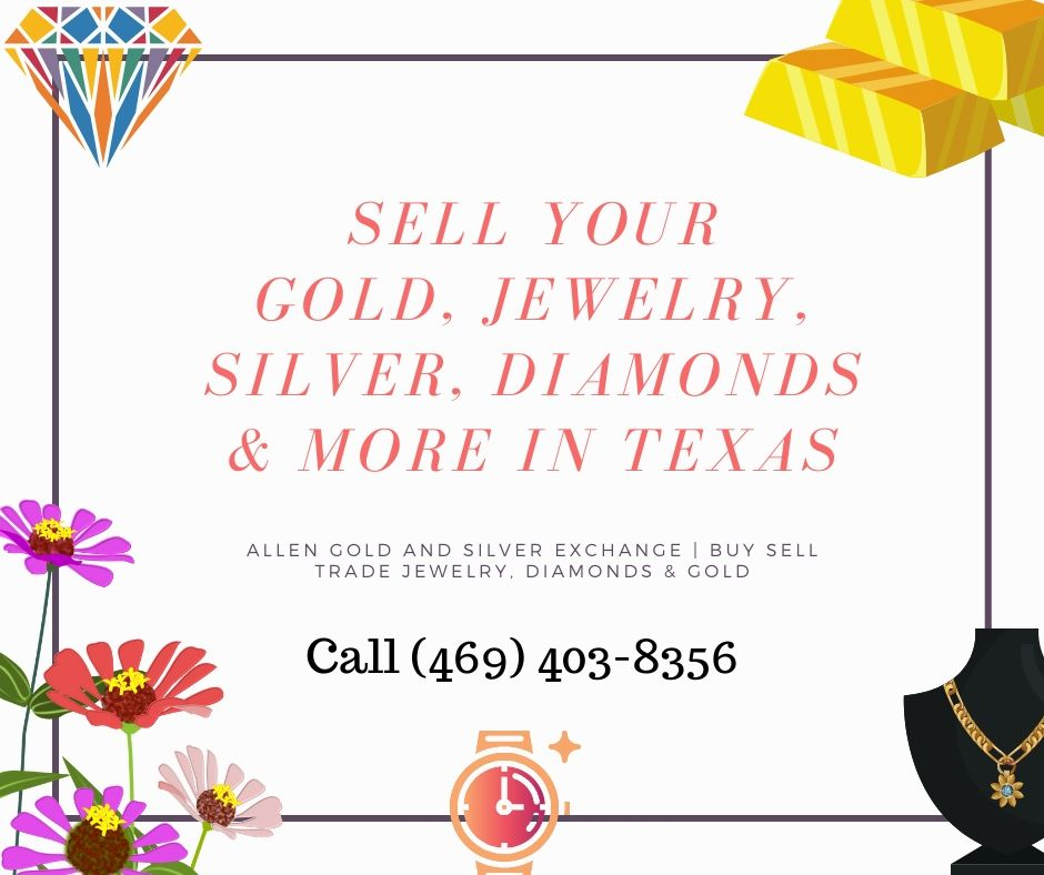 Sell or Trade Your Jewelry During the Coronavirus Outbreak  in Texas